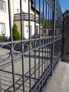 Kováme - kovaný plot