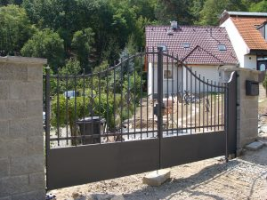 Kovame - Kované brány